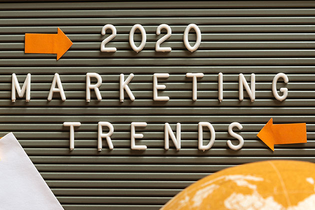4 influencer marketing trends 2020 - BlogWeet