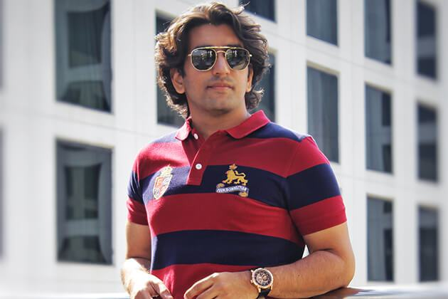 Ankit Shrama - A lifestlye Blogger