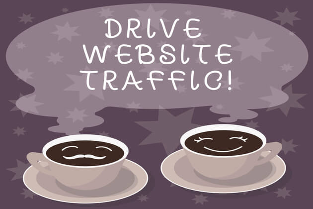 How to Drive Traffic to your Website with Influencer Marketing